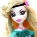 Monster high Лагуна Блю